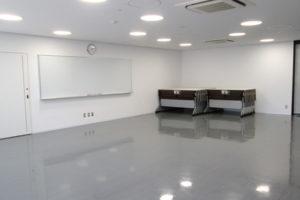 秋葉区体育館 研修室